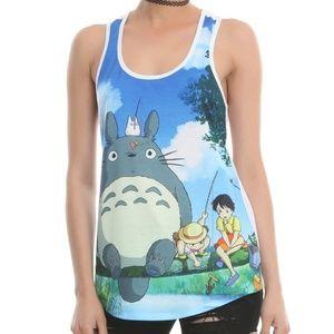 🆕️ Totoro Tank Top Junior Med